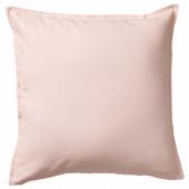 ГУРЛИ Чехол на подушку,светло-розовый
